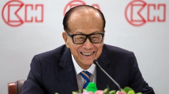 89-årige Li Ka-shing går nu på pension