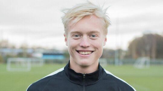 Tobias Bech Kristensen. Billede fra Viborg FF.
