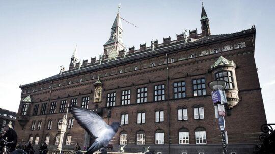 Ny sag om forvaltningsrod udspiller sig på Københavns Rådhus.
