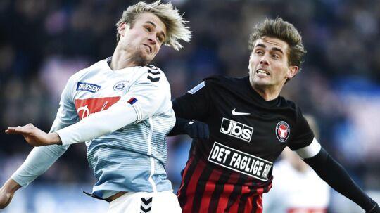 Alka Superliga-kampen FC Midtjylland - SønderjyskE på MCH-Arena i Herning