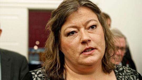 Mette Gjerskov har i 15 år været kandidat for Socialdemokratiet i Roskilde-kredsen.
