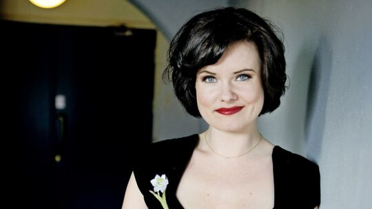 "BTINTERN BTINTERN - Forfatter Leonora Christina Skov har skrevet romanen ""Silhuet af en synder""."