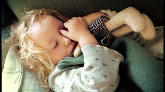 Der er fundet mæslinger hos et barn, der har besøgt en københavnsk børnehave. (Arkivfoto)