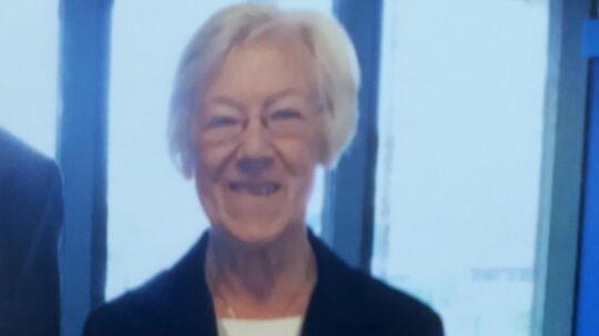 Politiet leder efter 83-årige Gerda fra Billund.