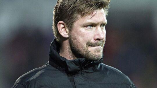 Jonas Dal skal til sommer været træner i 1. divisionsklubben Fredericia.