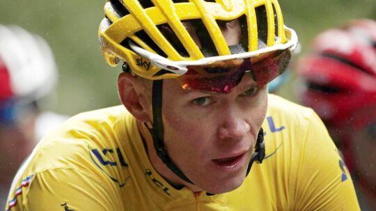 Chris Froome kan blive udelukket fra dette års Tour de France, hvis der ikke er faldet en afgørelse i hans sag om en positiv dopingprøve sidste år.