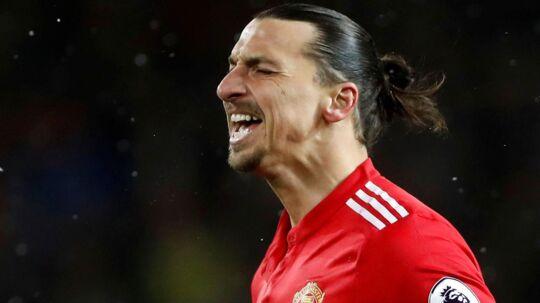 Zlatan Imbrahimovic er færdig hos Manchester United. Ifølge ESPN skifter han snart til en klub i USA.