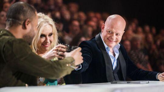 X Factor liveshow i DR Byen fredag den 23. marts.