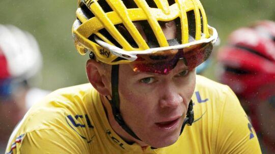 UCI har ikke godtaget Chris Froomes forklaring i salbutamol-sagen