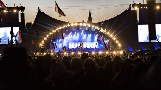 Roskilde Festival 2017. Orange Scene.