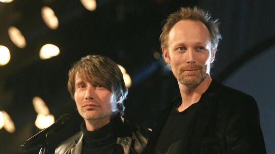 Brødrene Mads Mikkelsen og Lars Mikkelsen.