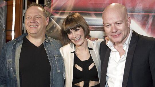 Mich 'Cutfather' Hedin har været dommer i to sæsoner af X Factor. Begge gange med Pernille Rosendahl og Thomas Blachman.