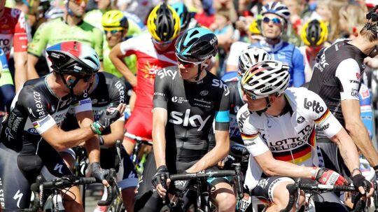 Københavns overborgmester har en stor på, at de kan få Tour de France-starten til Danmark i 2021.