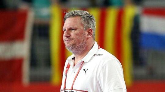 Danmarks landstræner Nikolaj Jacobsen kalder lodtrækningen til EM-kvalifikationen for blandet.