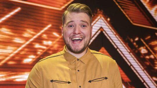 Rasmus blev nummer tre i årets X Factor.