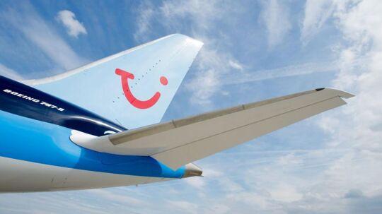 TUI vil være Danmarks største rejseselskab. Arkivfoto