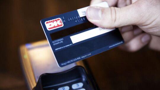 Dankortet kan nu blive erstattet af finger-betaling, hvis det står til Nets.