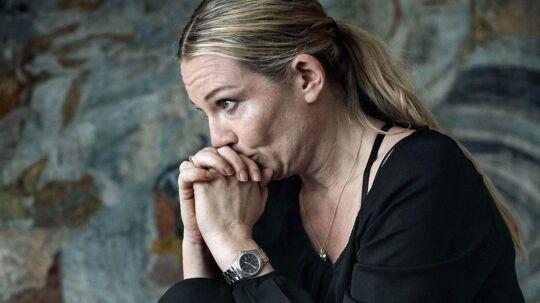 Anne-Grethe Bjarup Riis, skuespiller og filminstruktør.