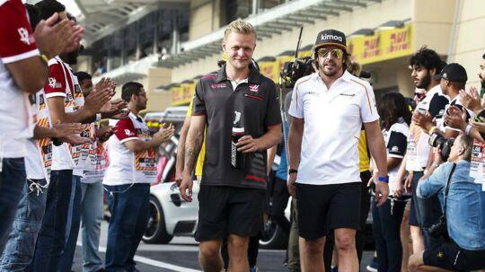 Kevin Magnussen har været mest imponerende kører af dem alle, mener Autosports læsere.
