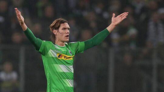 Først blev han meldt ude i flere måneder, men allerede få uger efter stod Jannik Vestergaard igen på banen for sin tyske klub.