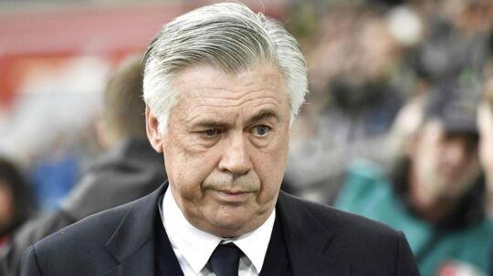 Carlo Ancelotti er ét af de navne, der nævnes i forbindelse med det snart ledige trænersæde i Arsenal.