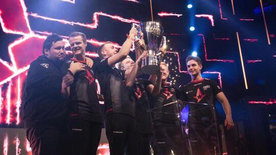 Astralis vandt søndag aften deres første store turnering i over et år og kan ud over en pokal også glæde sig over en præmiecheck på lidt over 600.000 danske kroner.