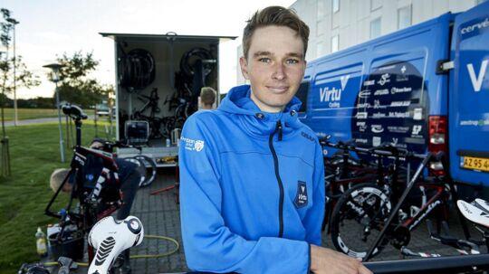 Danske Niklas Eg bliver i den grad kastet for løverne, når han i starten af maj skal køre Giro d'Italia.