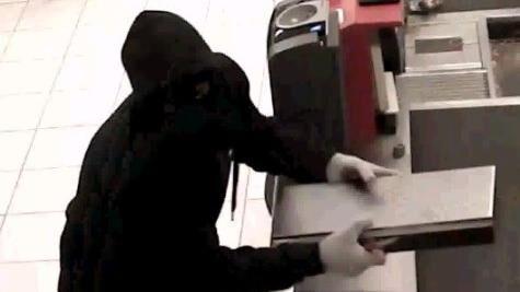 Politiet efterlyser denne røver