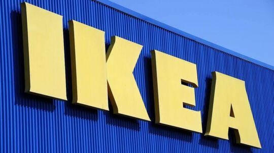 IKEA tilbagekalder en gaskogeplade, som risikerer at bryde i brand eller eksplodere. (Arkivfoto)