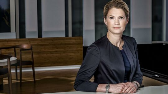 Nynne Bjerre Christensen har tidligere været vært på Deadline på DR 2 i 12 år, men stoppede sidste år for at blive freelancer.