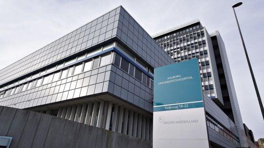 (ARKIV) Aalborg Universitetshospital.