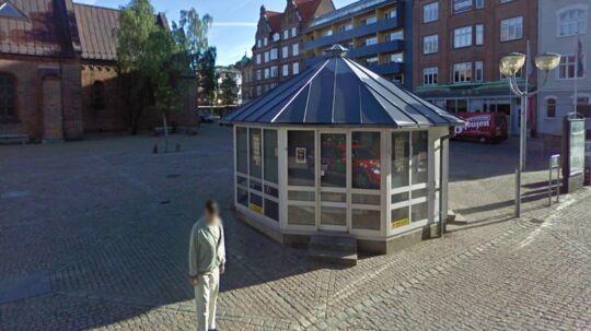Hvad synes du? Er pølsevognen for grim til at stå i Horsens?