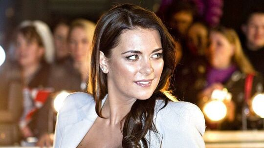 Michala Kjær er kvinden, der har vundet Patrick Brylovs hjerte.