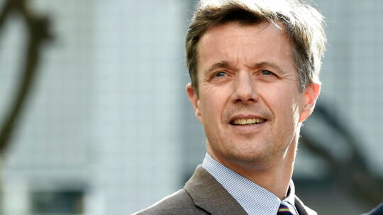 epa06748719 (FILE) - Denmark's Crown Prince Frederik looks on before attending the opening ceremony of the Spiritual Greenland exhibition in Tokyo, Japan, 27 March 2015 (reissued 19 May 2018). Crown Prince Frederik will celebrate his 50th birthday on 26 May 2018. EPA/FRANCK ROBICHON *** Local Caption *** 51863212