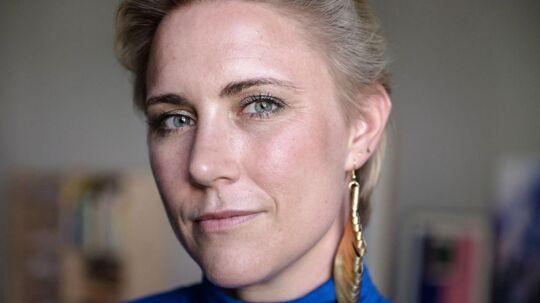 Boligstylisten Mette Helena Rasmussen, der bl.a. er kendt fra TV2-programmet 'Nybyggerne', har boet på krisecenter i 16 mdr.