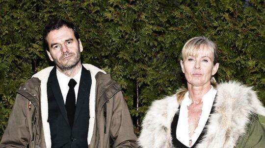 Iværksætterne og investorerne fra tv-programmet Løvens Hule Jesper Buch og Birgit Aaby fotograferet i Bagsværd mandag den 11. januar 2016.