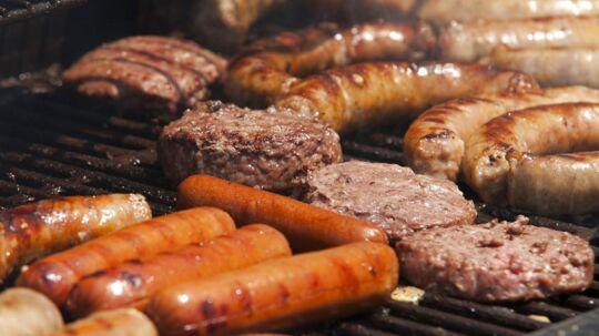 Fed og forarbejdet mad giver risiko for kræft, lyder det i rapporten. Arkivfoto
