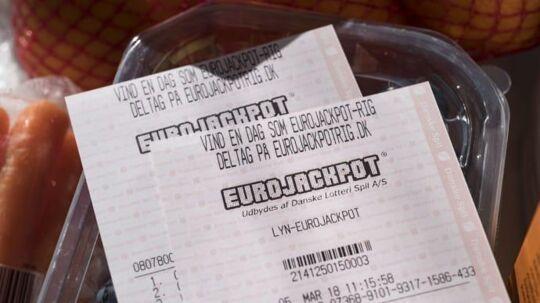 Få hellere tjekket din kupon, hvis du har købt Eurojackpot i denne uge. En heldig dansker har vundet over 14 millioner kroner.