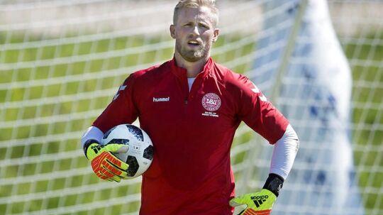 Kasper Schmeichel er Common Goal-ambassadør.