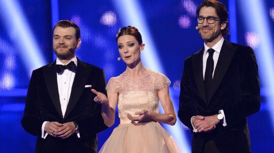 Pilou Asbæks (tv) mor er halvt fransk.