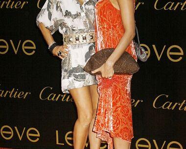 På Peoples top 10 er bland andet Fergie og Eva Mendes.