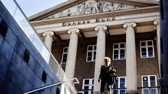 A.P. Møller - Mærsk sælger aktier i Dansk Supermarked, men der er ingen planer om at sælge aktierne i Danske Bank.