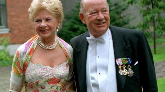 Peter og Susanne Heering .
