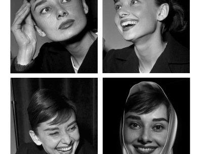 Verdens smukkeste kvinde nogensinde i følge New Womans læsere. Audrey Hepburn var en af de helt store filmikoner og medvirkede i klassikere som 'Sabrina', 'Breakfast at Tiffanys' og 'My Fair Lady'. Foto: Aage Sørensen.