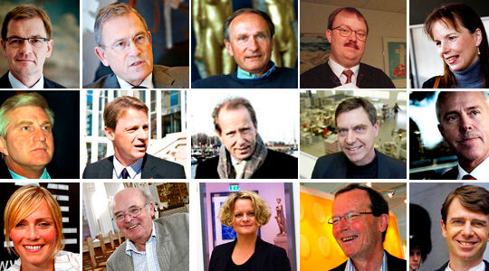 3000 kendte og ukendte danskere er i dag med i en VL-gruppe.