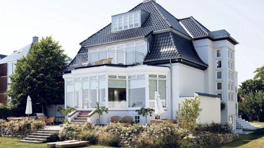 Hans-Henrik Palm vil kun sælge, hvis han kan få samme beløb, som han i sin tid gav for luksus-ejendommen på Hambros Allé.