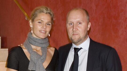 Camilla Vest og Peder Nielsen købte sammen landbrugsejendommen Lykkegaard i Nordsjælland for 5,5 mio. kr. og renoverede den senere for over 4 millioner kroner.