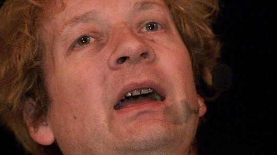 ARKIV. Tv-clairvoyanten Graham skulle have givet foredrag med garanti om dødekontakt til november.