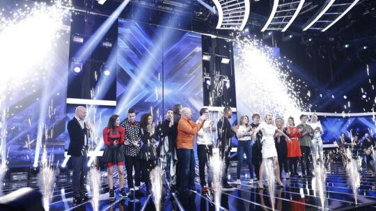 Til X Factors 2. liveshow fredag skal alle deltagerne synge danske hits.
