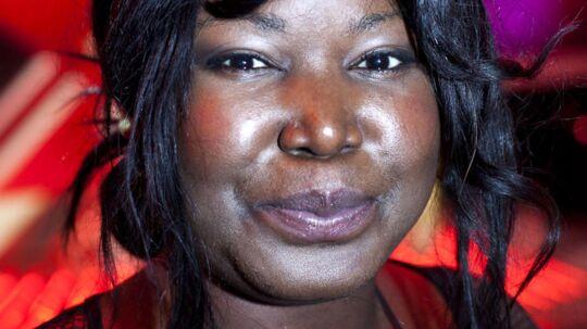 Mulila er blot en ud af fire deltagere i X Factor, der er gået ned med sygdom i den forgangne uge. (Foto: Bjarke Bo Olsen/Scanpix 2012)